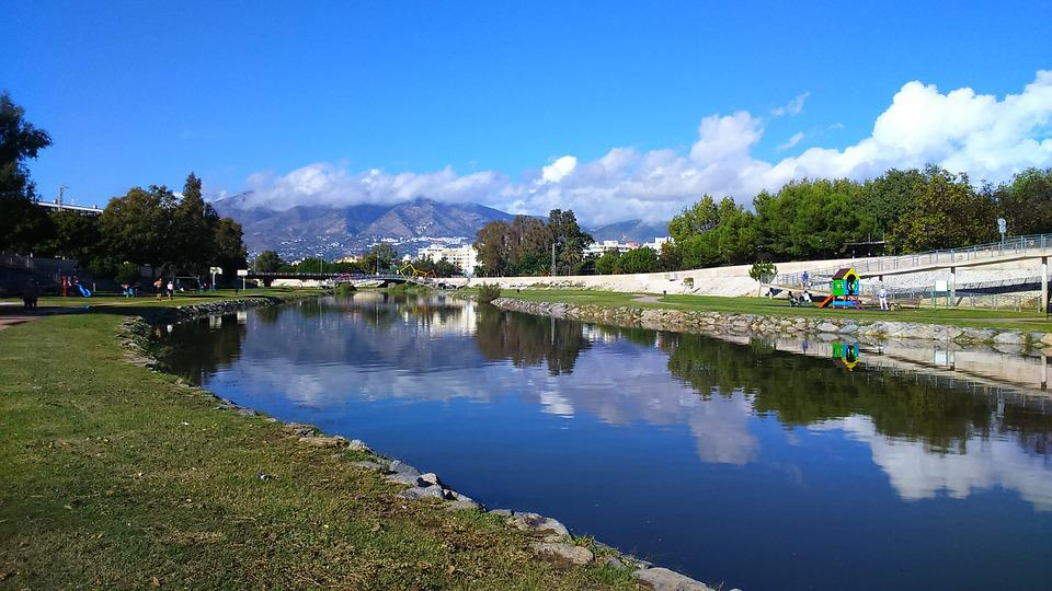 Body Of Water, Lake, River, Nature, Panoramic, Travel