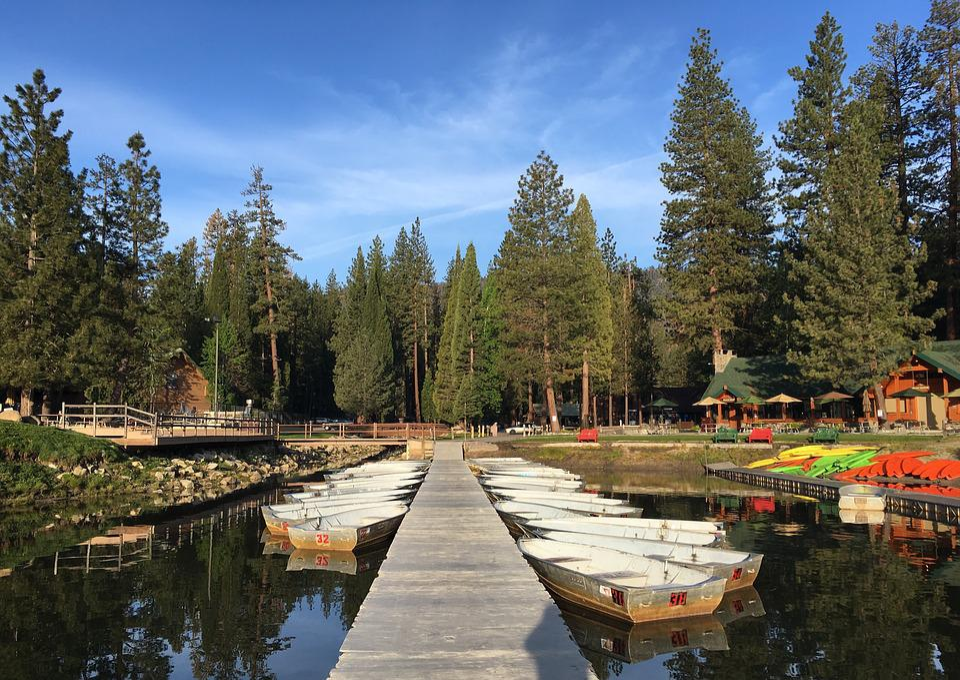Hume, Lake, Mountain, Sequoia, Sierra, King, Canyon