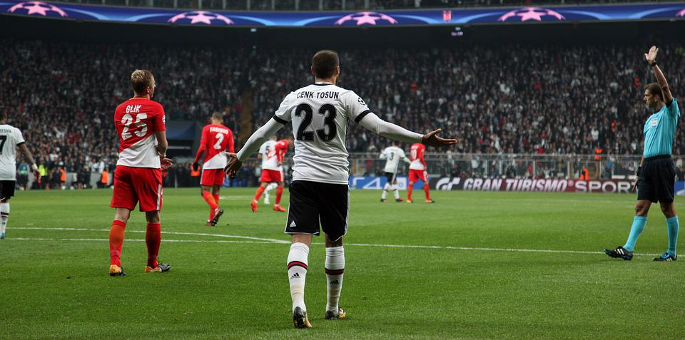 Free Photo Lake Cenk Tosun Sho Champions League Beşiktaş