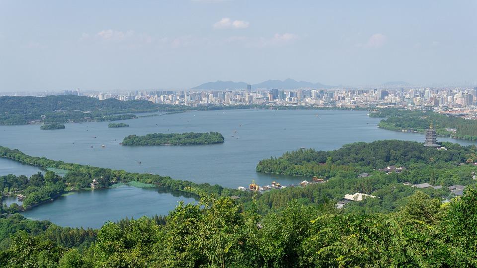 West Lake, Outdoor, Lake, Pattaya, City, Wetlands