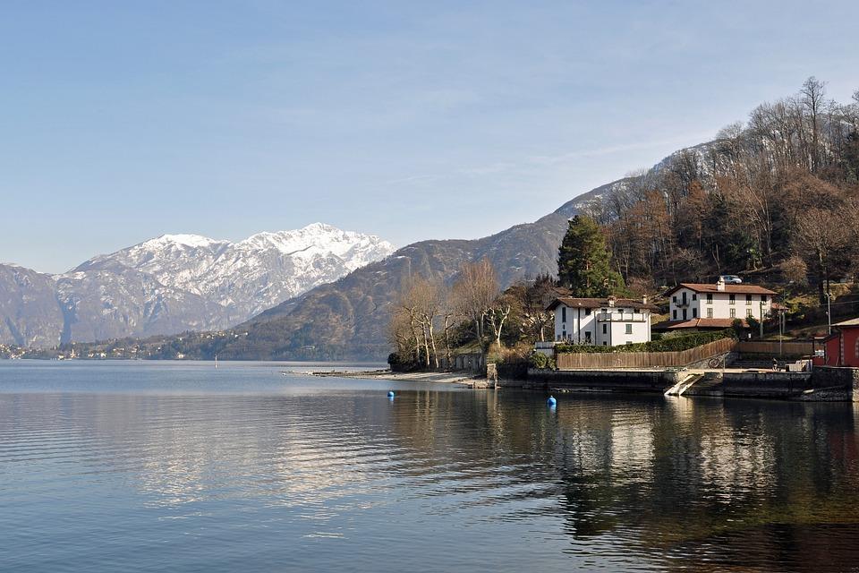 Italy, Como, Lake, Lake Como