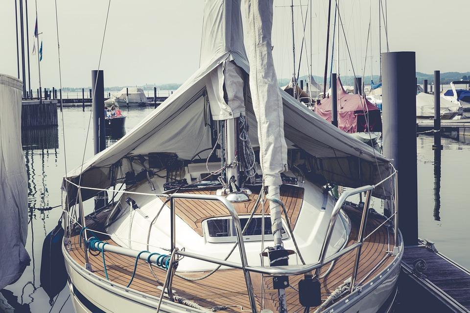 Sail, Sailing Boat, Water, Sea, Lake Constance, Boot