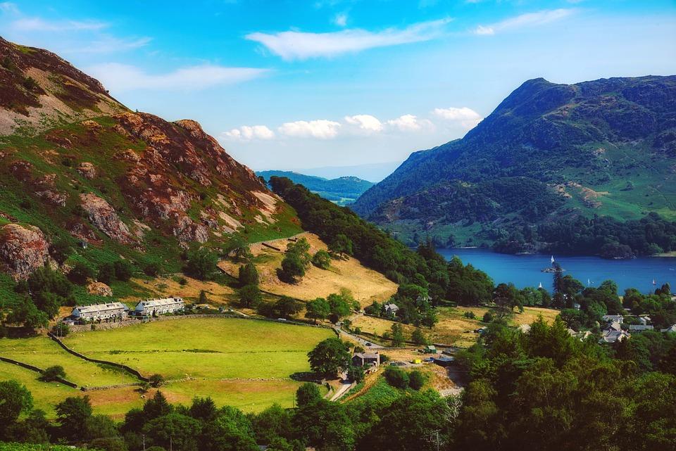 Lake District, Ullswater, Lake