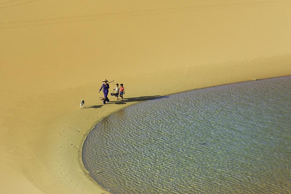 Samạc, Sand Hill, Lake, She And I, Walk, Go Sales