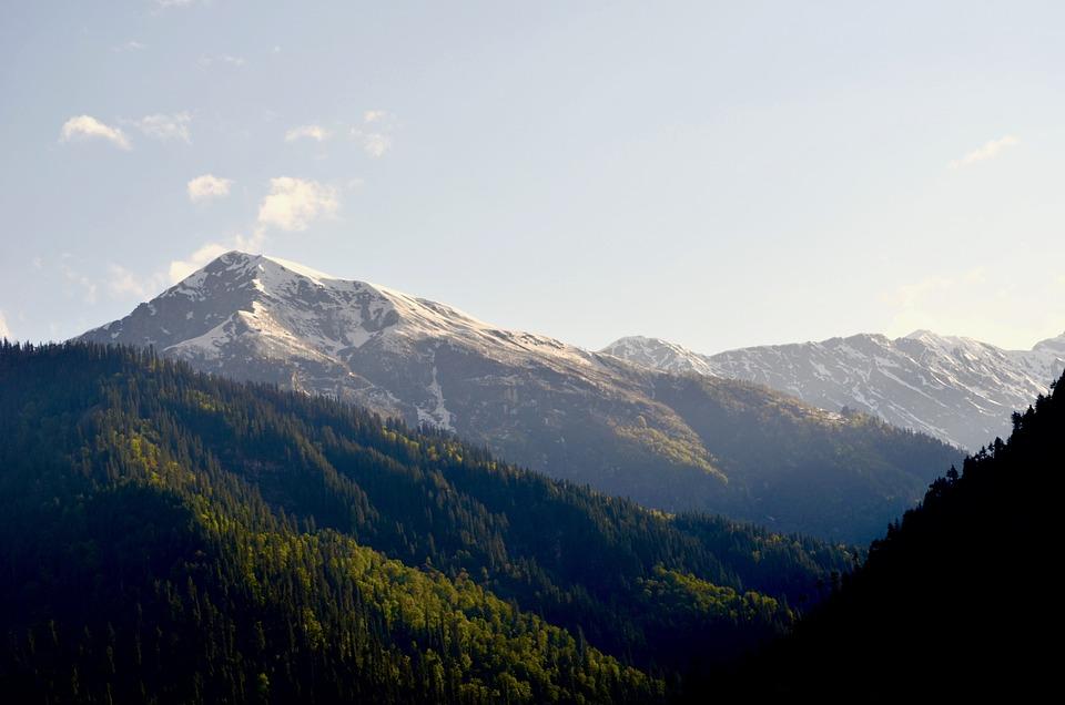Mountain, Nature, Landscape, Lake, Outdoors, Hiking