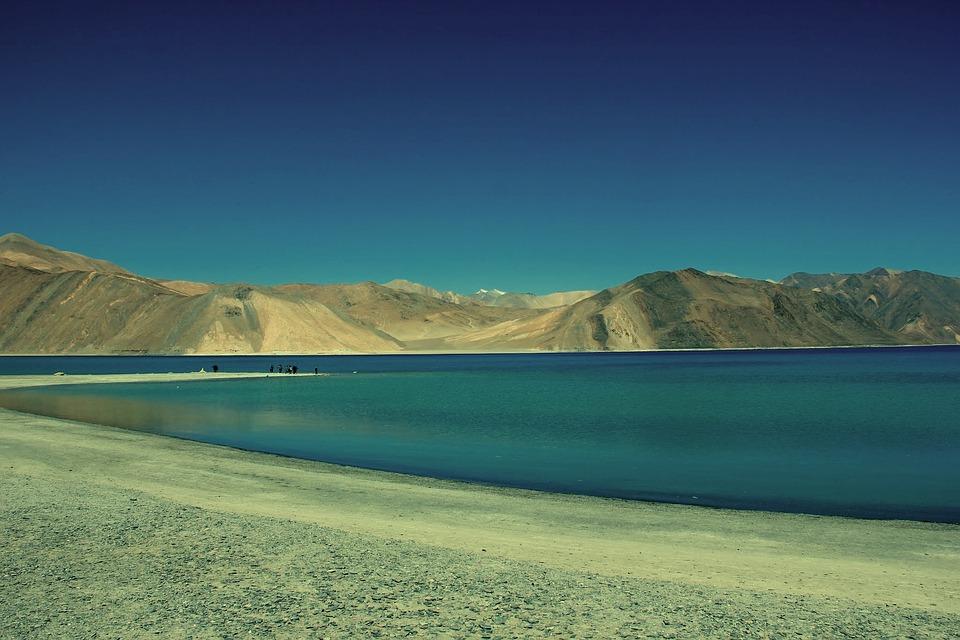 Lake, Ladakh, India, Tibet