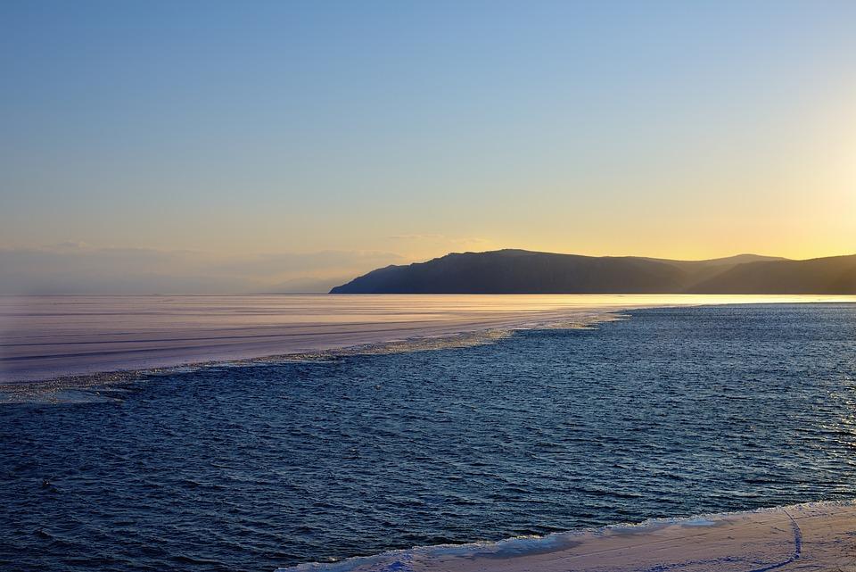 Baikal, Lake, Landscape