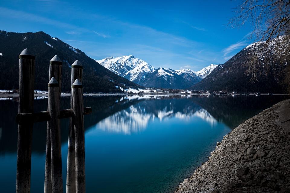 Lake, Mountain, Nature, Landscape, Mountains, Water