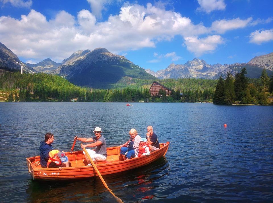 Slovakia, Landscape, Lake, Colorful, Water, Nature