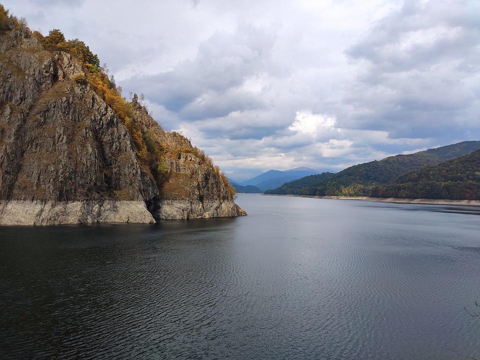 Lake, Mountain, Nature, Mountains, Tourism, Europe