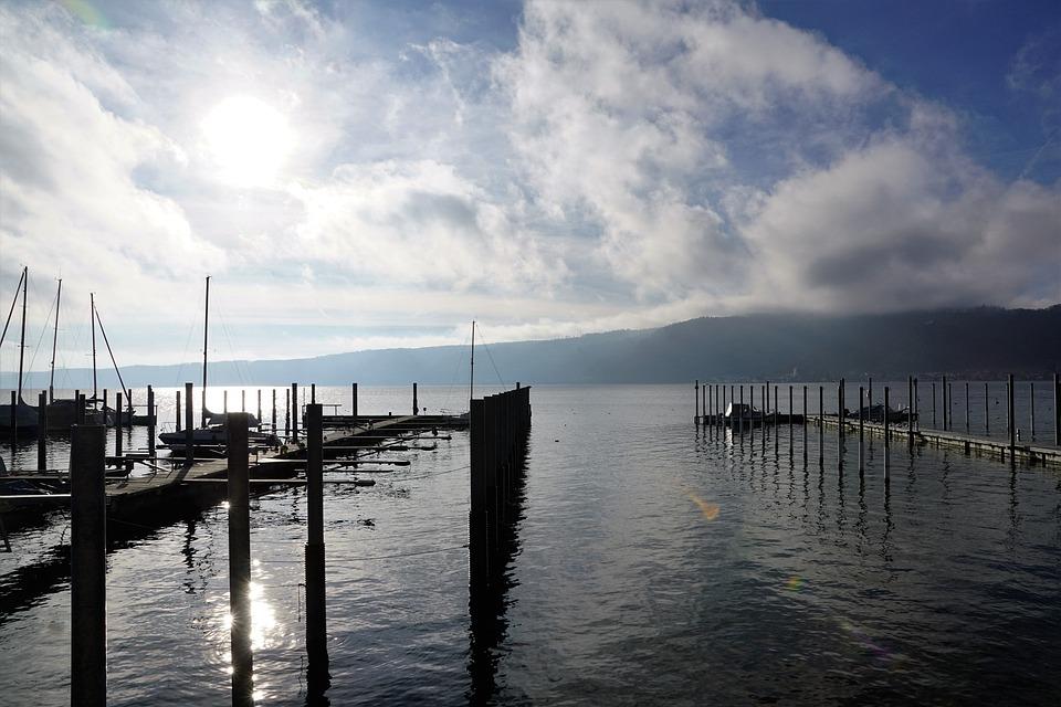 Lake Constance, Lake, Water, Nature, South, Germany