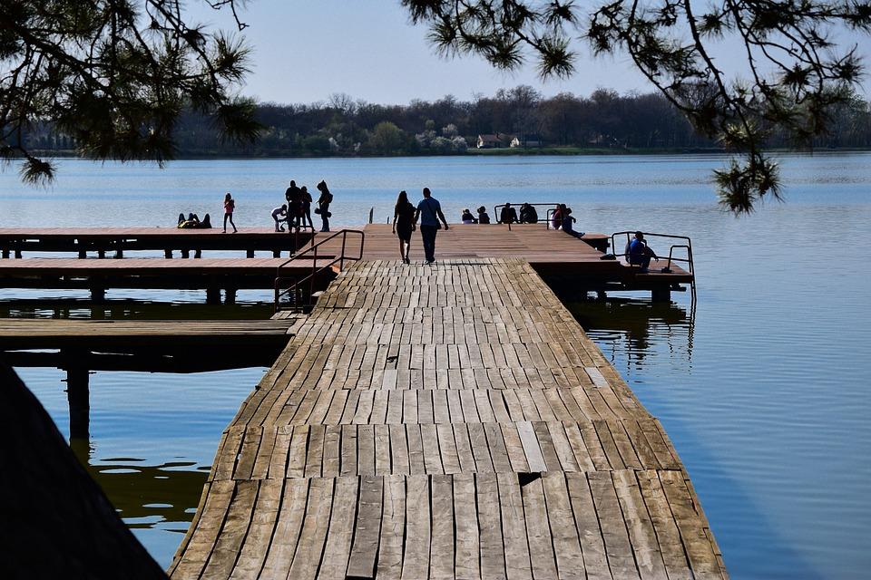 Lake, Water, Landscape, Nature, Peaceful