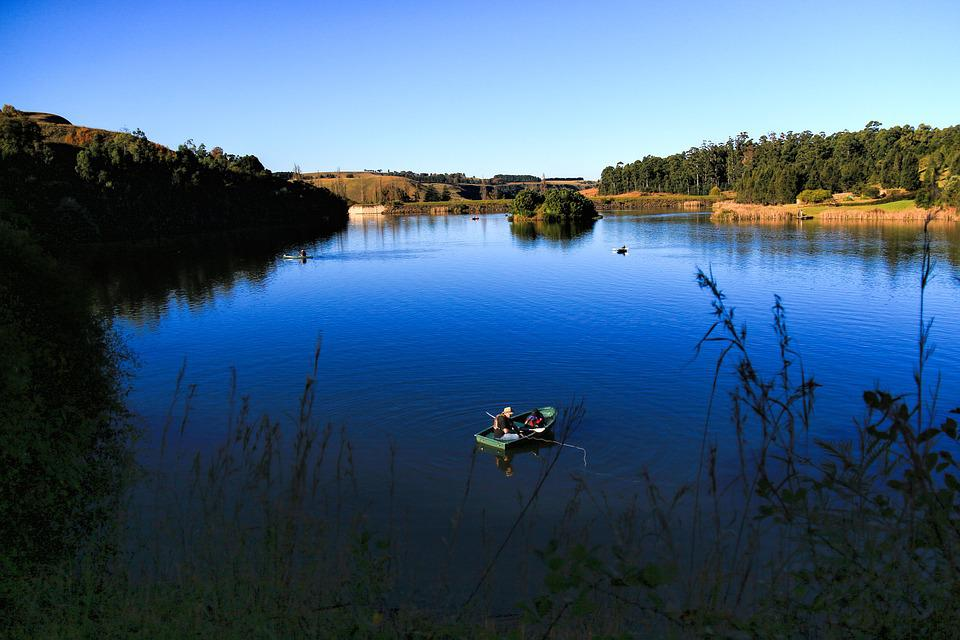 Lake, Water, Nature