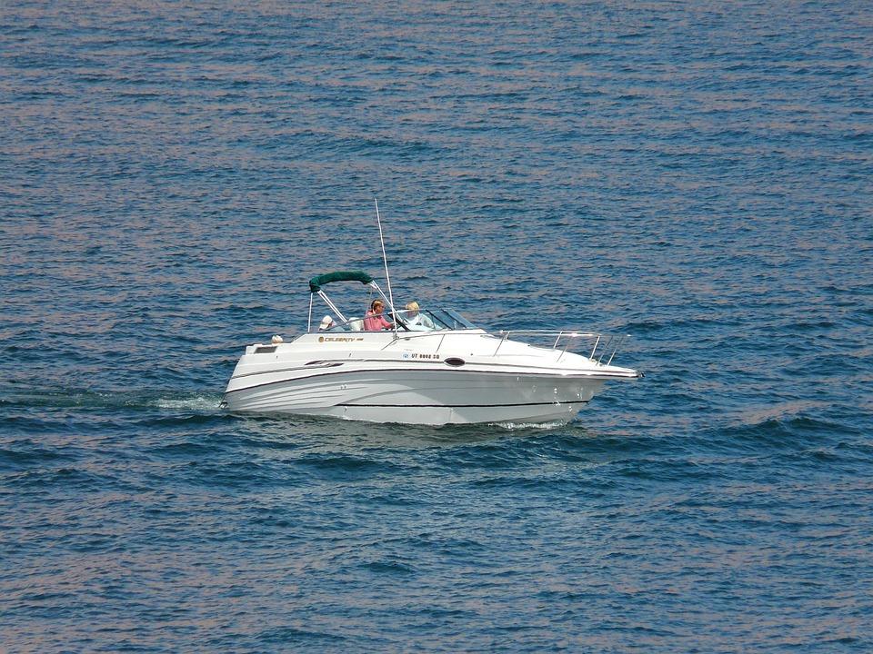 Boot, Speedboat, Water, Lake, Ship, Sea