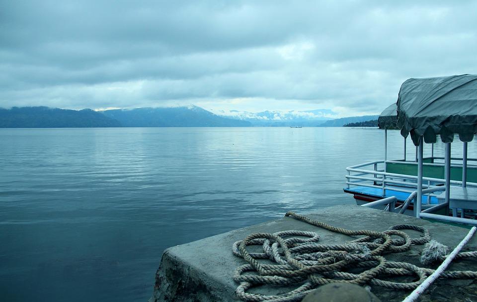 Lake, Nature, Toba, Indonesia, Samosir, Water