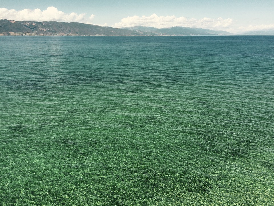 Water, Ohrid, Lake