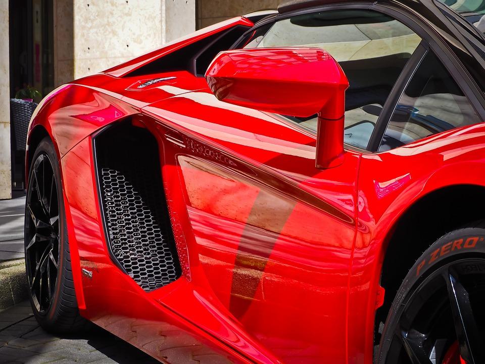 Lamborghini, Racing Car, Auto, Sports Car, Flitzer