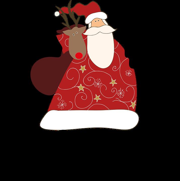 Lame, Rudolf, Reindeer, Deer, Merry Christmas