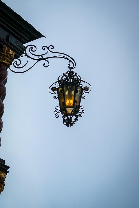 Lantern, Lamp, Light, Antique, Old, Lighting