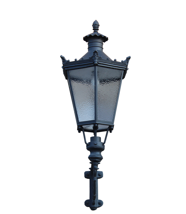 Lamp, Street Lamp, Historic Street Lighting, Light
