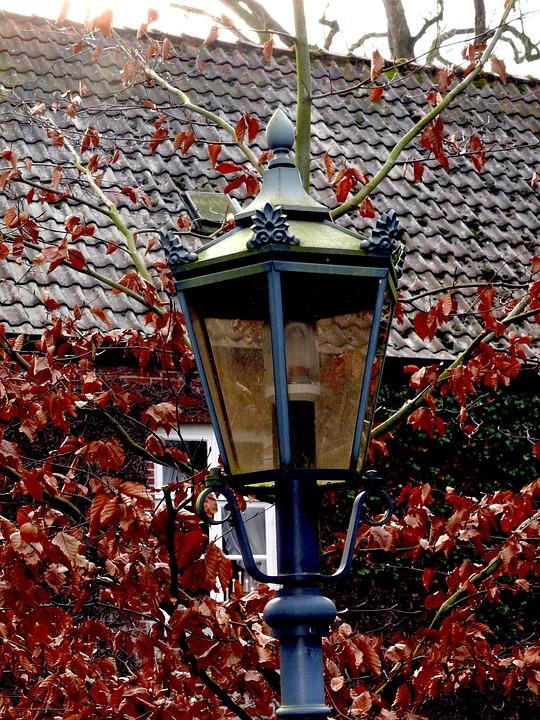 Lantern, Lamp, Historic Street Lighting, Street Lamp