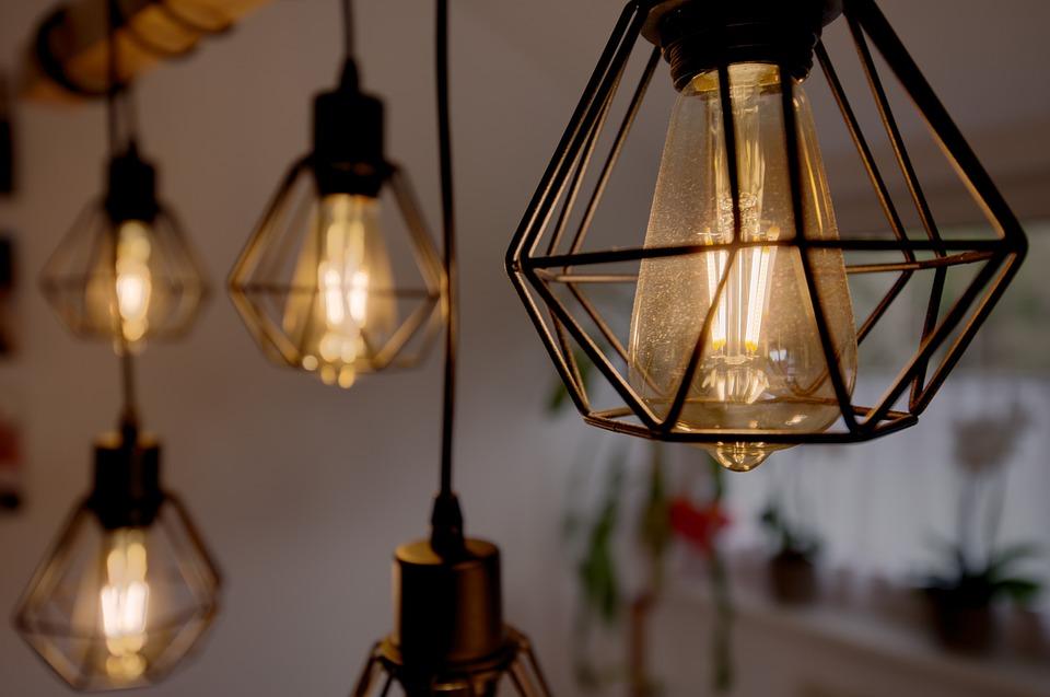 Light, Lamp, Decorative, Light Bulb, Lighting, Glow
