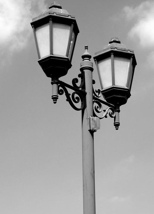 Free Photo Lamp Post Antique Lamppost Decorative Streetlamp Max Pixel
