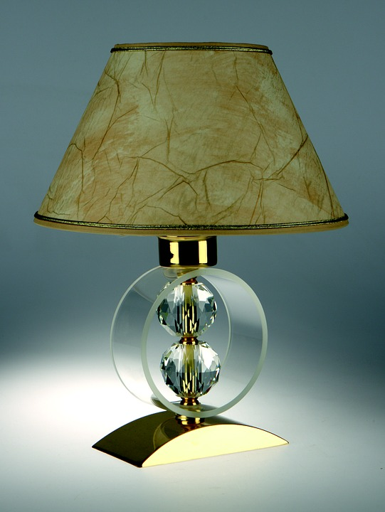 Table Lamp, Lamp, Light