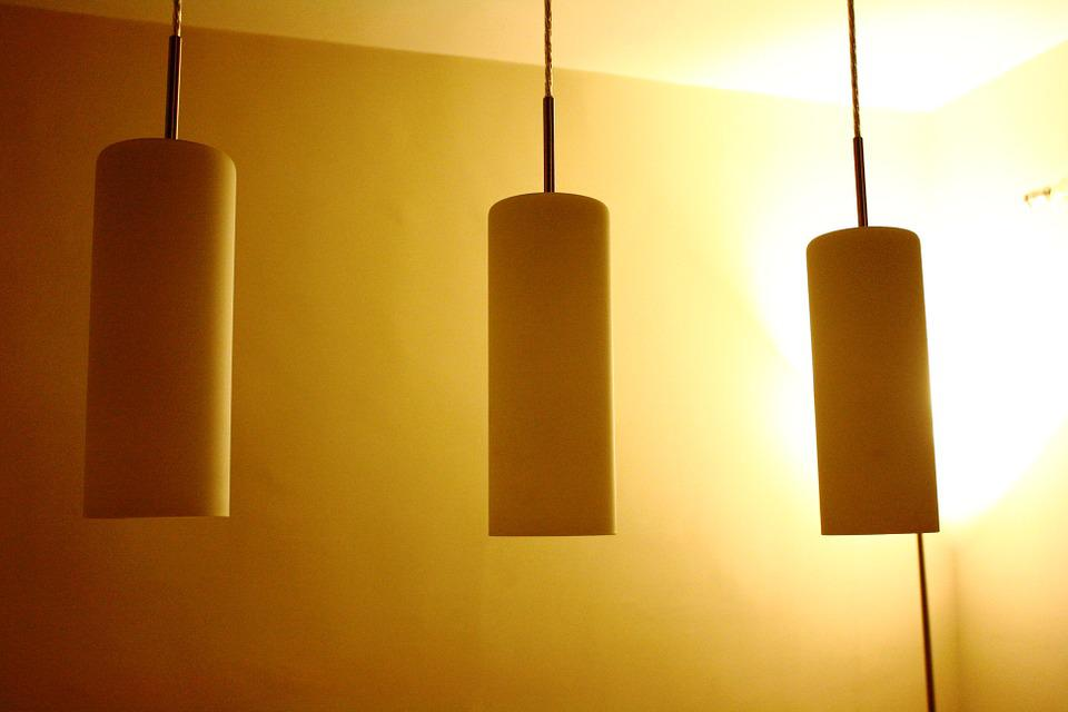 L&s Three Light Ceiling Hang Luminary Inside & Free photo Lamps Hang Three Inside Luminary Light Ceiling - Max Pixel