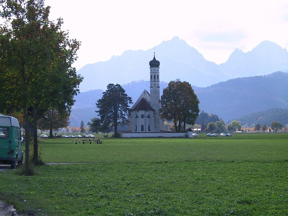 Church, Land, Chapel