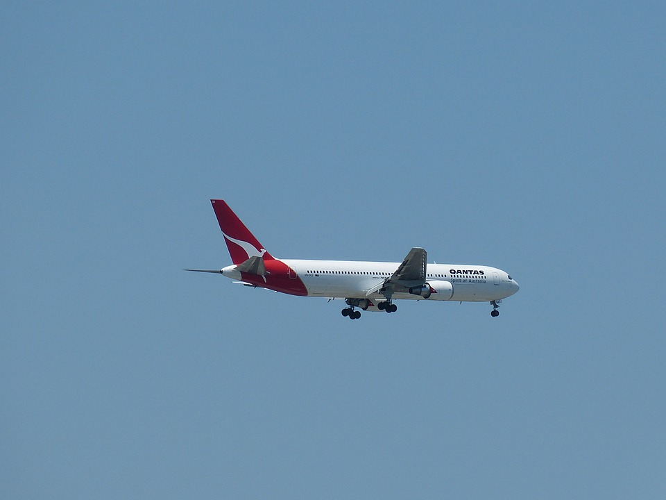 Aircraft, Fly, Aviation, Jet, Landing, Australia