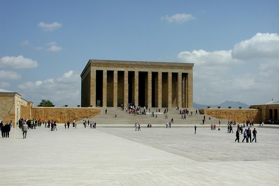 Monument, Ankara, Turkey, City, Architecture, Landmark