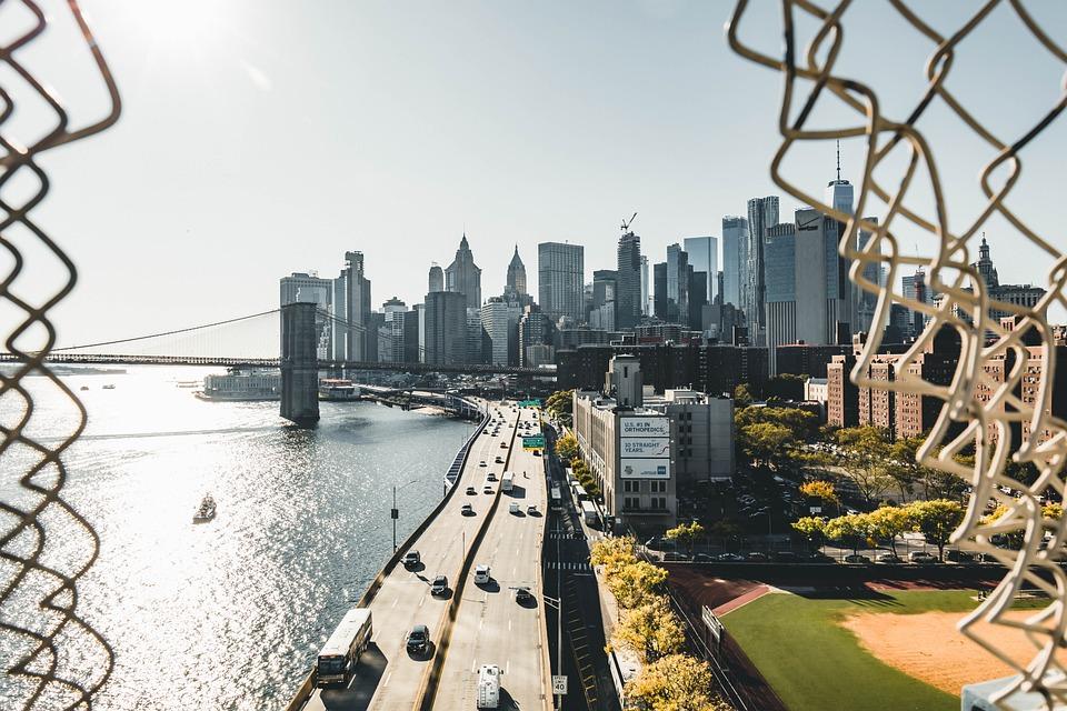 New York, Landmark, America, Manhattan, Architecture