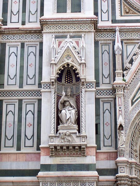 Italy, Church, Architecture, Landmark, Tourism
