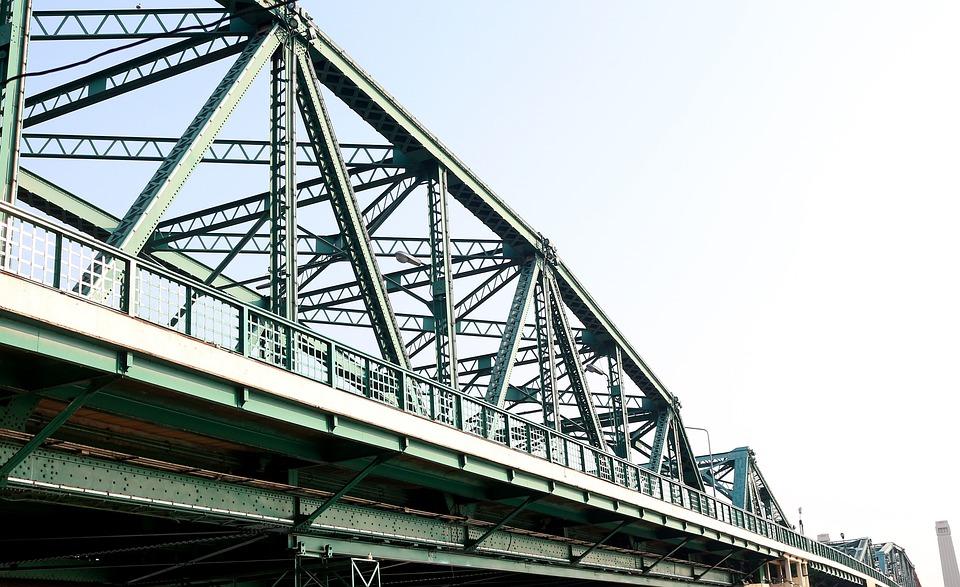 Thailand, Bridge, Memorial Bridge, Landmark, Asia