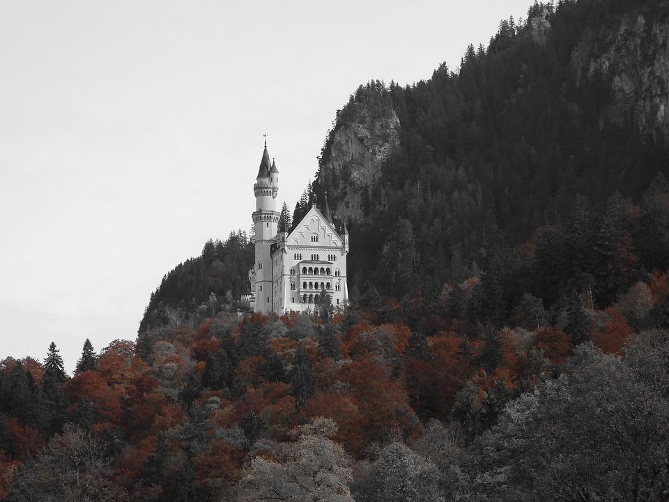 Castle, Architecture, Landmark, Fairy Tale Castle