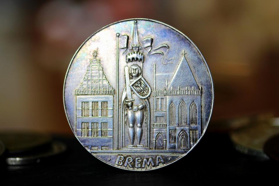 Bremen, Coin, Roland, Landmark, Places Of Interest