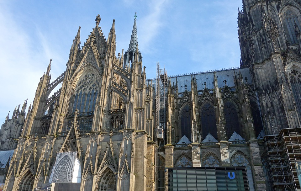 Cologne Cathedral, Dom, Cathedral, Cologne, Landmark