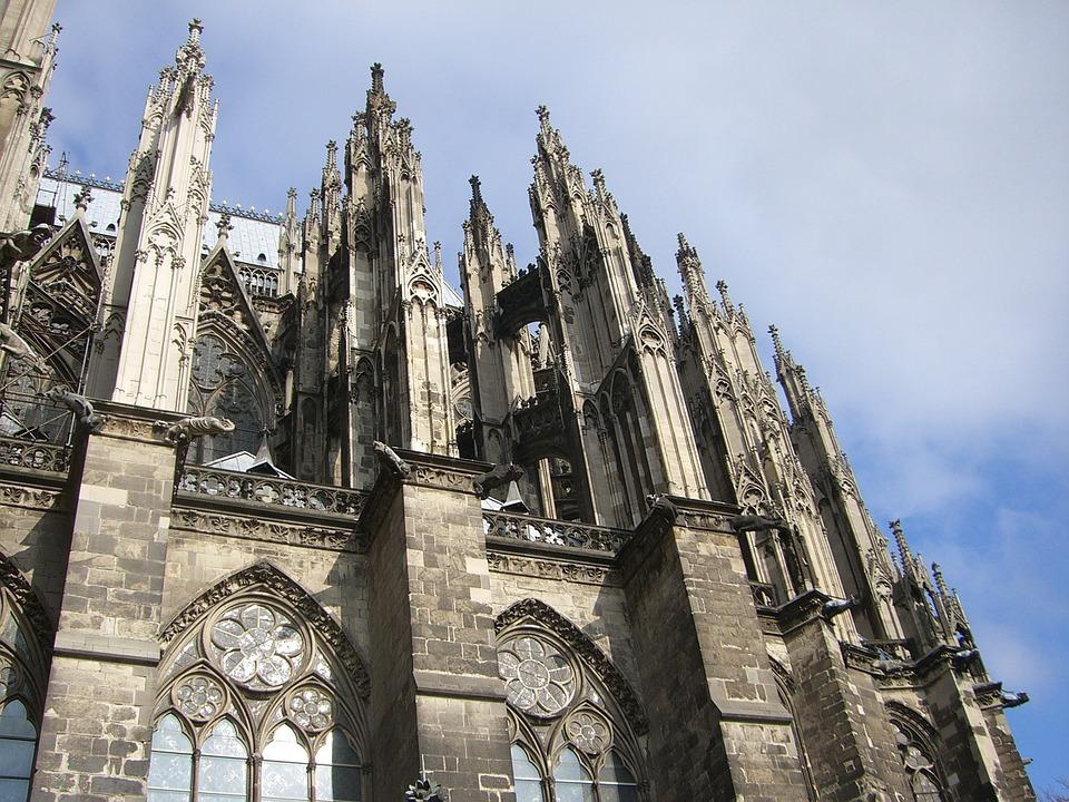 Cologne Cathedral, Cologne, Dom, Facade, Landmark