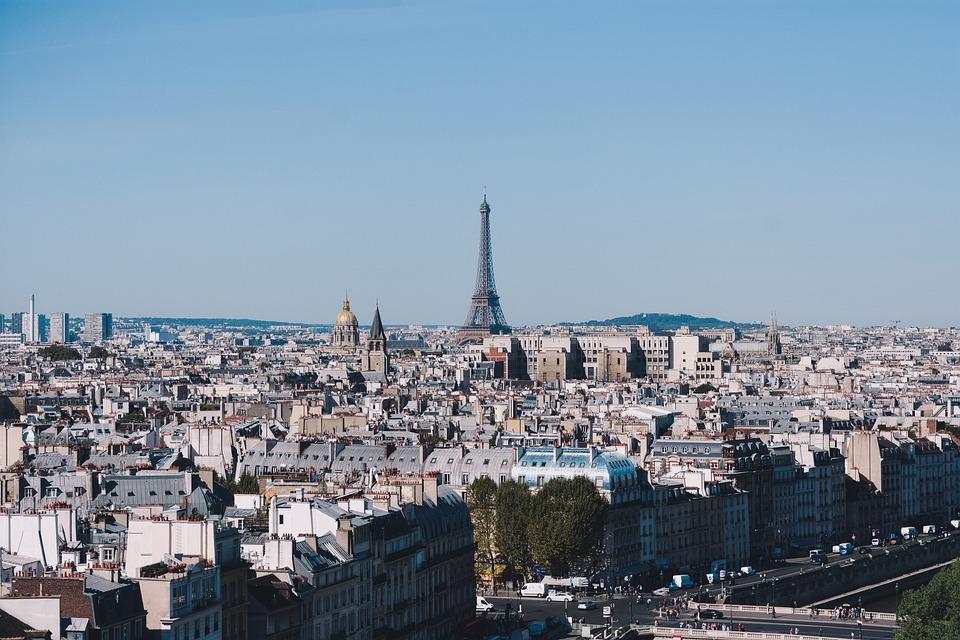 Paris, Architecture, France, City, Landmark, Building