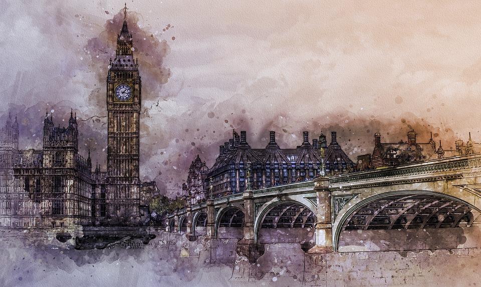 London, Uk, City, Metropolitan, Britain, Landmark