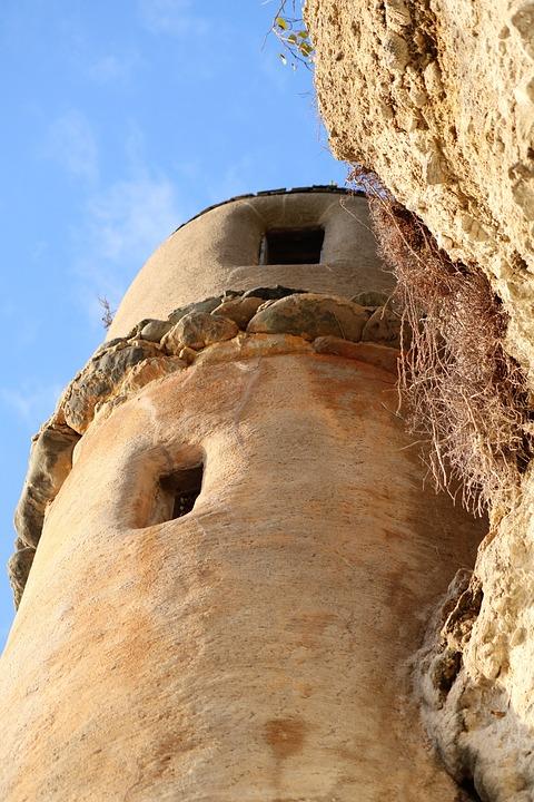 Lighthouse, Medieval, Landmark, Travel, Sea
