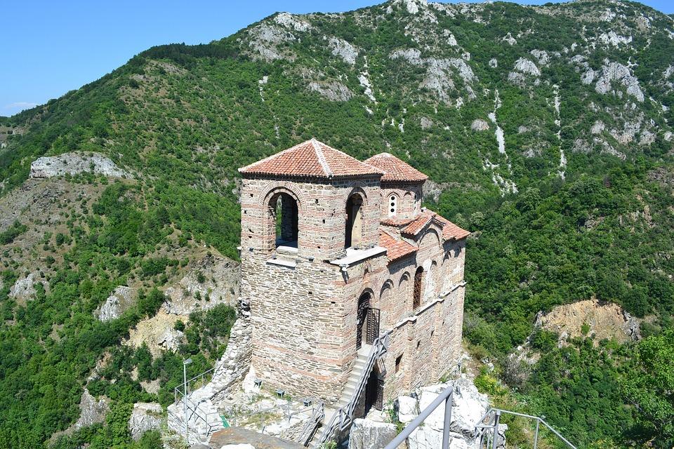 Monastery, Asenovgrad, Bulgaria, Church, Landmark