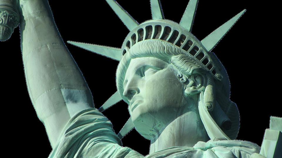 Statue Of Liberty, Usa, Monument, Landmark
