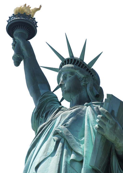 Statue Of Liberty, Usa, Monument, Landmark