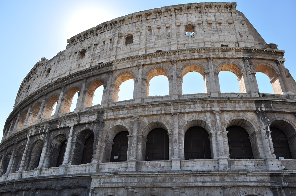 Rome, Travel, Colosseum, Architecture, Famous, Landmark