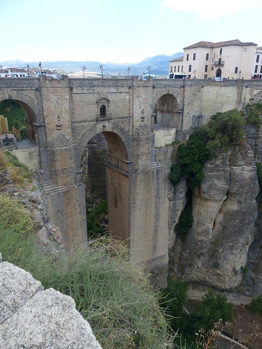 Ronda, Puente Nuevo, Landmark