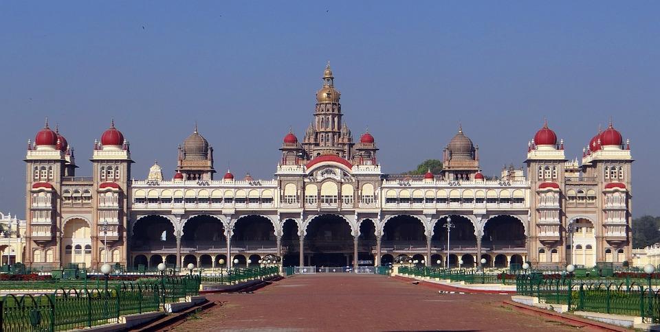 Mysore Palace, Architecture, Landmark, Structure