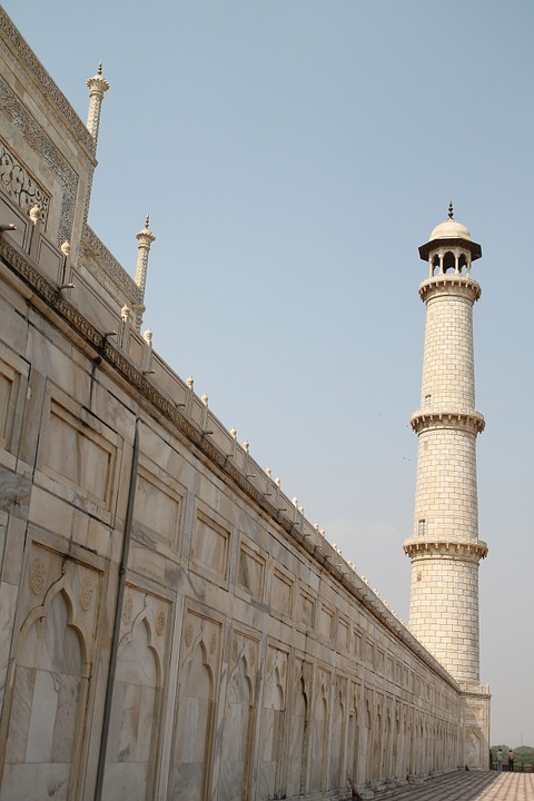 Tajmahal Minar, Taj, Minar, Wonder, Indian, Landmark