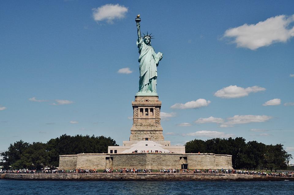 New York, Usa, Manhattan, Places Of Interest, Landmark